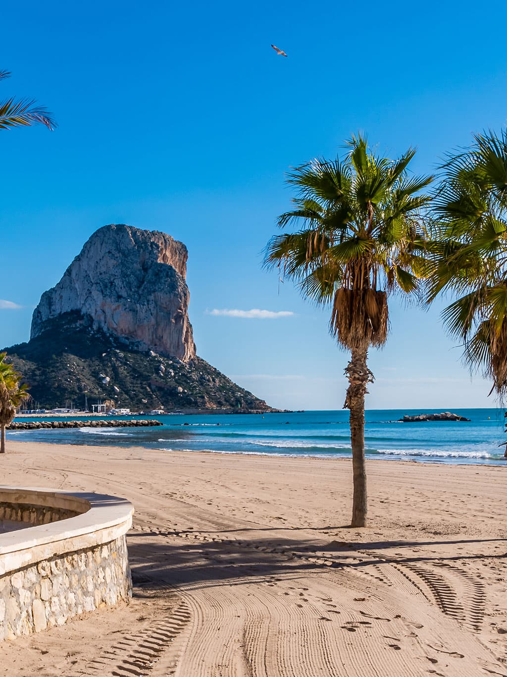 Rent Apartments in Calpe